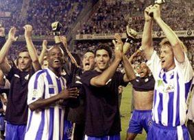 El Málaga CF, fiel testigo de la mayoría de edad de su Intertoto