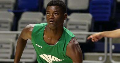 Yannick Nzosa, un potencial que da miedo
