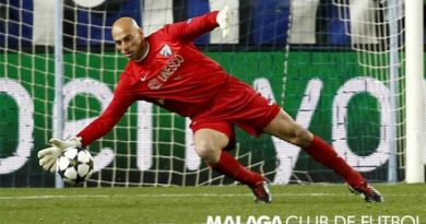 Willy Caballero en Champions