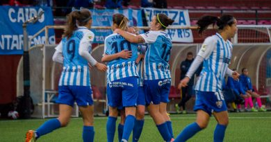 El Málaga Femenino, a la conquista de Paterna