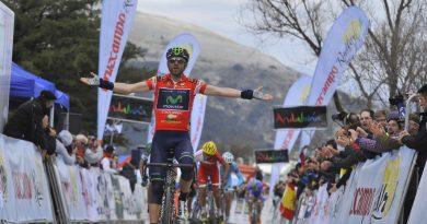Alejandro Valverde, el hombre de las 127 victorias, cumple 40 años