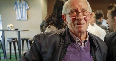 Antonio Benítez cumple 78 años