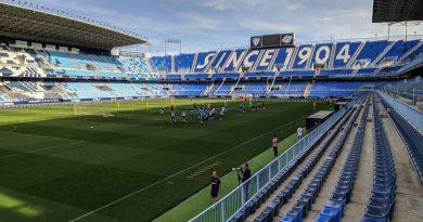 El Málaga establece los protocolos necesarios para cuando se pueda volver a entrenar