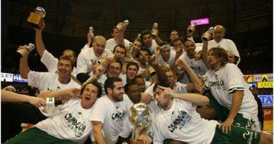Unicaja ofrecerá el tercer partido de la final ACB de 2006 con los comentarios de Scariolo