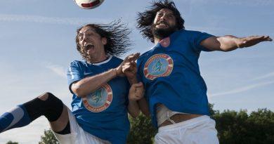 Cine y fútbol en tiempos de cuarentena: 'Un gran equipo'