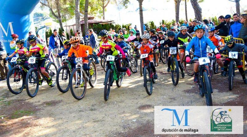La I Vuelta Ciclista a Málaga virtual arranca este lunes y contará con cinco etapas