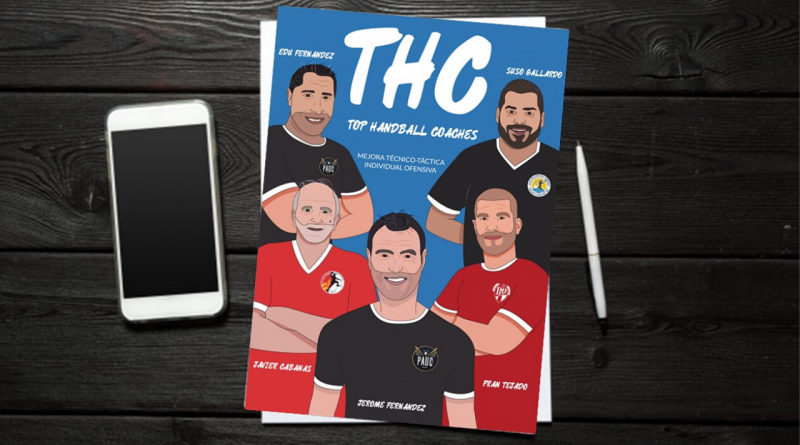 Suso Gallardo saca a la luz el primer libro Top Handball Coaches