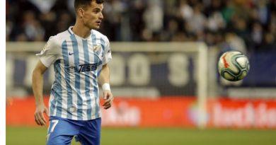 """Buenacasa: """"Gracias a mi paso por el Barça y la Juve hoy puedo vestir la camiseta del Málaga"""""""