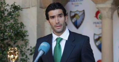 """Fernando Sanz habló sobre el regreso del fútbol y el Málaga: """"Sus problemas vienen de atrás"""""""