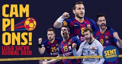 'Madrid in live': actualidad futbolística, nuevo premio para Carlos Sainz y el Barça, campeón de balonmano