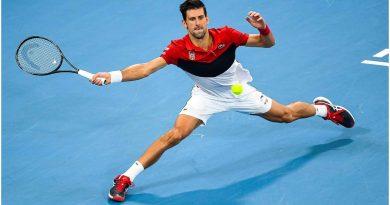El polémico entrenamiento de Djokovic en Marbella