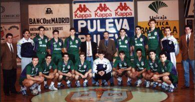 El Trops Málaga emite este domingo uno de los mejores partidos del Maristas de Asobal de la 1992-93