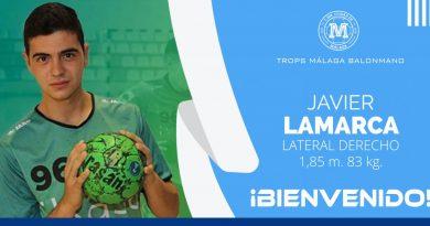 El Trops presenta a su nuevo fichaje, Javier Lamarca