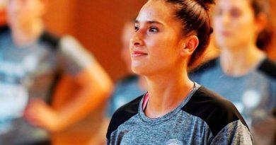 Estela Carrera, nueva jugadora del Balonmano Porriño