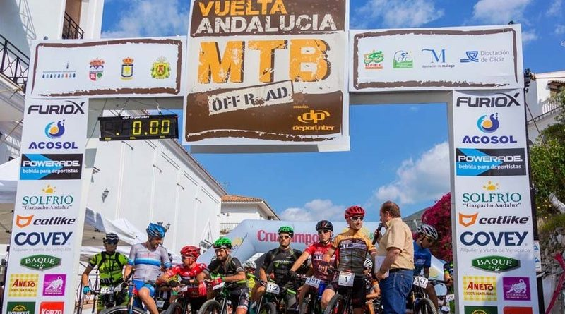 La Vuelta a Andalucía MTB se pasa a octubre con '4 etapas, 4 retos'