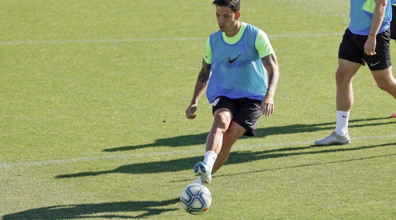 Renato Santos promete dar lo mejor de sí para aprovechar sus oportunidades