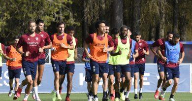 La SD Huesca hará un ensayo general a la misma hora del partido de Málaga en El Alcoraz