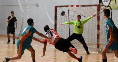 Gabriel Roldán, una de las mayores promesas malagueñas renueva con Balonmano Málaga