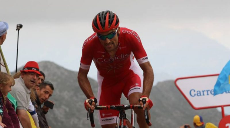 Luis Ángel Maté acompañará a Valverde este verano en la Selección Española de ciclismo