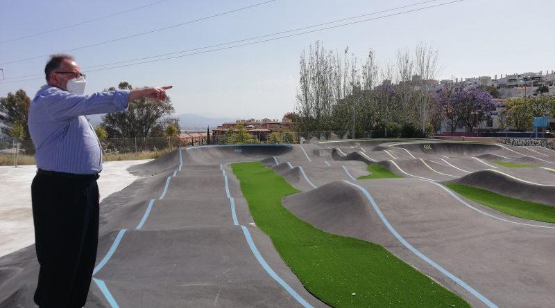 Alhaurín de la Torre concluye la construcción del mayor circuito de Ciclismo Urbano de Andalucía