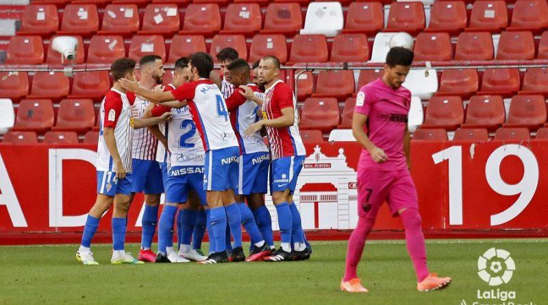 Despropósito en uno de los peores Málaga de la temporada