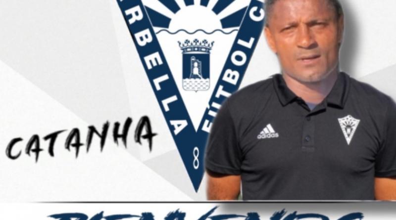 Catanha se traslada a los banquillos: entrenará en la cantera del Marbella FC