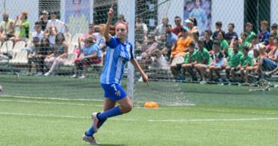 El Málaga Femenino renueva a una pieza clave; María Ruíz