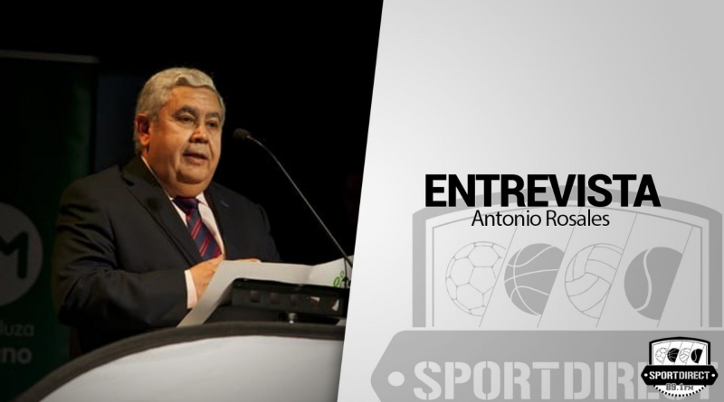 """Antonio Rosales, presidente de la FABM: """"Hay momentos para todo y el sorteo de copa no es el momento de protestas"""""""