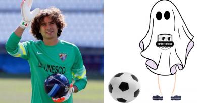 'Jugador Fantasma': Guillermo Ochoa, el meme malaguista inolvidable