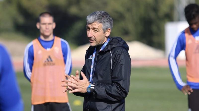 David Cubillo deja de ser el entrenador del Marbella