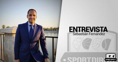 Entrevista a Sebastián Fernández, candidato a la presidencia de la Federación Andaluza de Balonmano