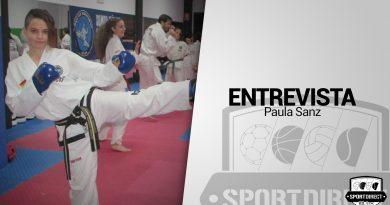 """Paula Sanz, entrenadora de la escuela In Nae de Taekwondo: """"Nuestro objetivo para esta temporada es recuperar el ritmo y la forma física"""""""
