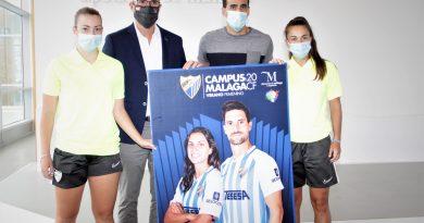 Hasta 20 jugadoras asistirán a un nuevo Campus del Málaga CF