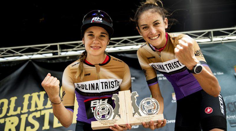La esteponera Natalia Fischer se adjudica la general en Colina Triste, la prueba UCI de BTT