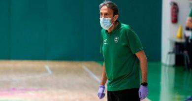 "Luis Casimiro: ""La pretemporada servirá como test para ver si hacen falta refuerzos""."