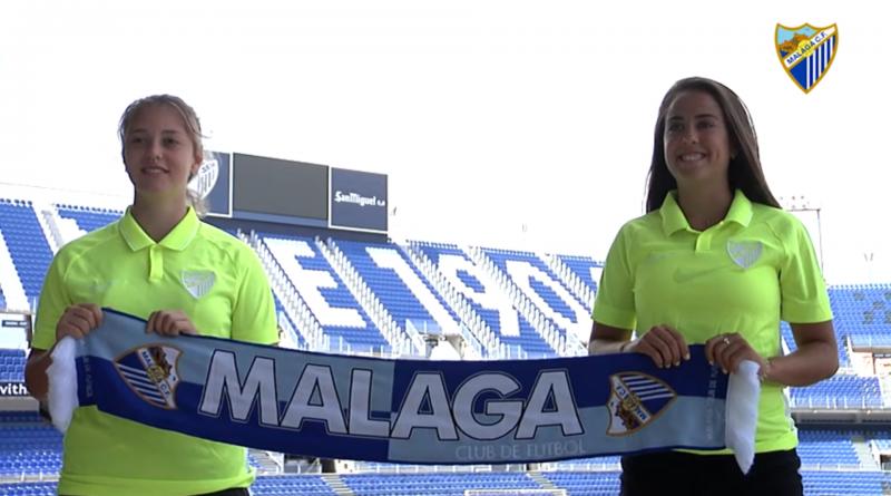 Lucía Martín y Marina Gálvez; más futuro, más presente