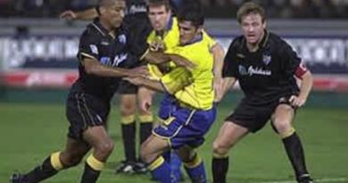 18 años de la ida de la final de la UEFA Intertoto Cup