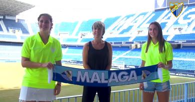 El Málaga Femenino pesca en la cantera del Betis