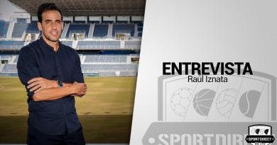 """Raúl Iznata: """"Todas las jugadoras que van a componer el equipo han hecho un gran esfuerzo"""""""