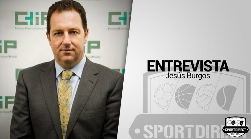 """Jesús Burgos, el presidente de la APA muestra su preocupación por el Estado del club: """"Nos preocupa que esto sea un déjà vu del verano anterior"""""""
