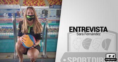 La entrenadora del CW Málaga Sara Fernández cree en las categorías inferiores para cubrir un proyecto basado en la cantera