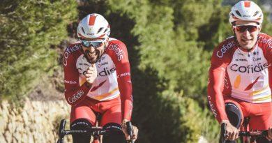 Maté acusa su falta de competición en su primera etapa en la Dauphiné