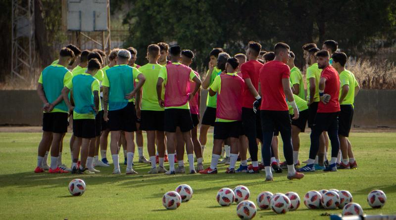 El Atlético Malagueño define el inicio de la pretemporada