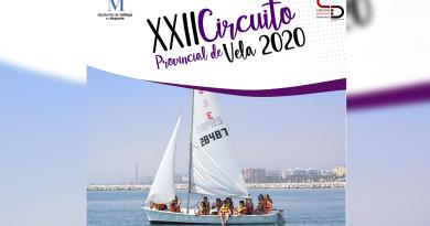El XXII Circuito Provincial de Vela de la Diputación de Málaga arranca este jueves la temporada 2020