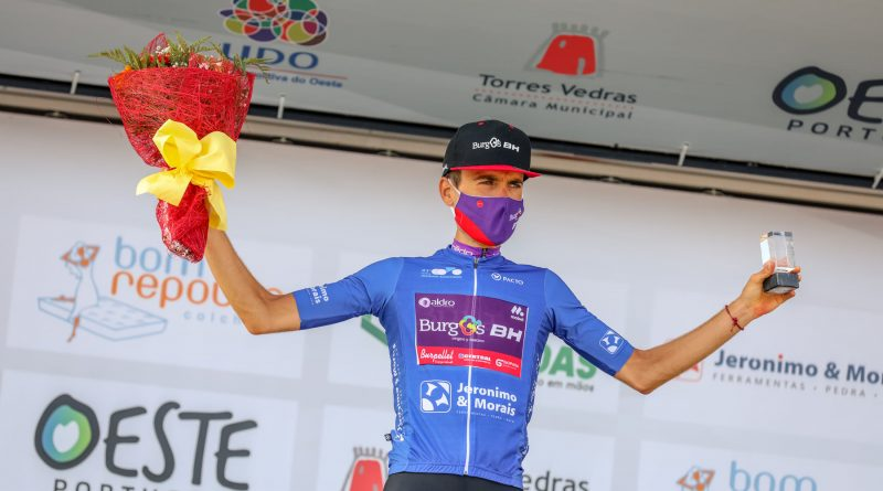 El coino Pablo Guerrero se adjudica la montaña del GP Joaquín Agostinho en Portugal