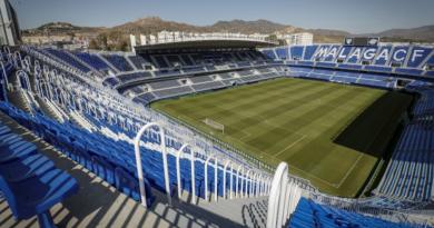 Habrá un minuto de silencio en el regreso del Málaga a La Rosaleda