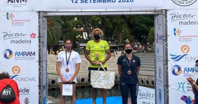Paula Ruiz inaugura la temporada con un bronce en Portugal