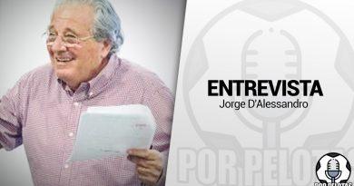 """Jorge D'Alessandro, sin pelos en la lengua: """"El Málaga necesita un golpe de Estado"""""""