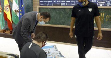 La AFE presenta propuestas al Málaga por el ERE y el administrador judicial decidirá el viernes