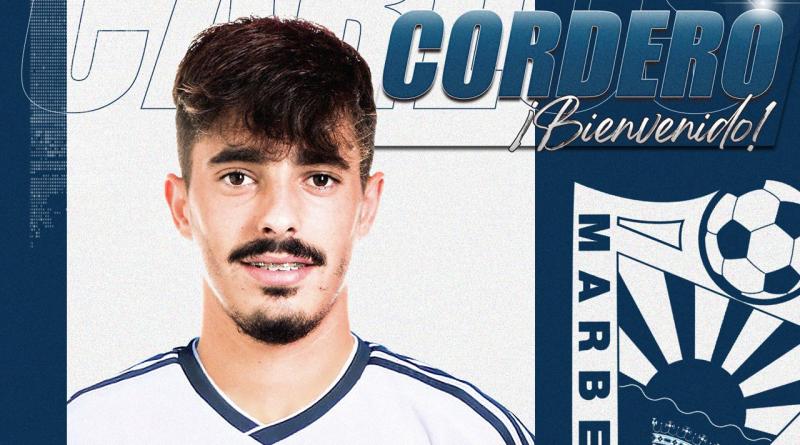 El Marbella ficha al sportinguista Carlos Cordero